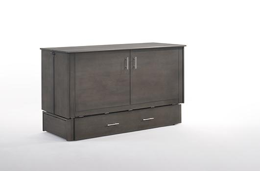 Murphy Beds - Sagebrush Murphy Cabinet Bed With Mattress