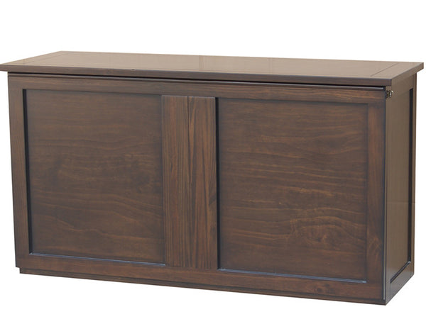 Basis Cabinet Bed Sleep Chest Canada Murphy Beds Lbal