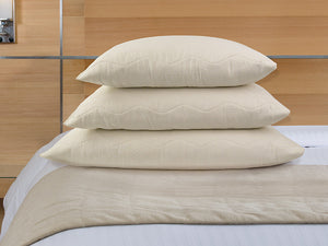 Natural Latex Pillows - Natura Aloe Dream Mate Latex Pillow