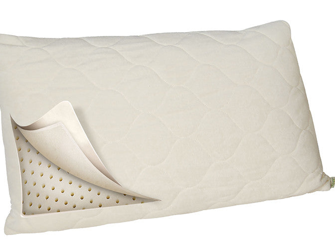 Natura Ultimate Latex Pillow - Luxurious Beds and Linens