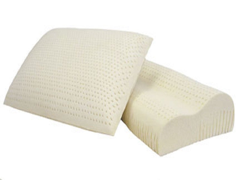OMI Organic Latex Contour Pillow - Luxurious Beds and Linens