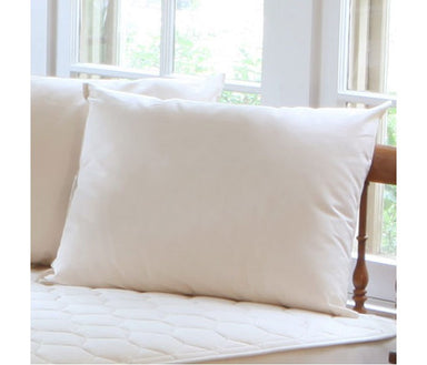 Organic Cotton PLA Pillow - Luxurious Beds and Linens