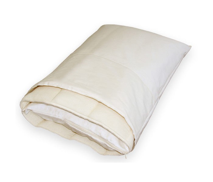 Naturepedic Trio Organic Pillow - Luxurious Beds and Linens
