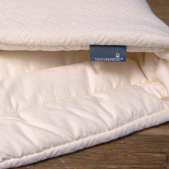 Naturepedic Organic 2 in 1 Latex Pillow