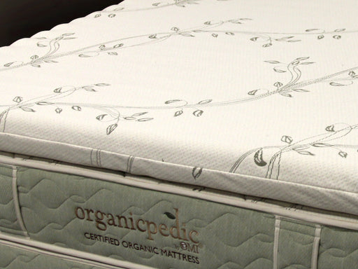 Organic Latex Topper - OMI Wave Organic Latex Mattress Topper
