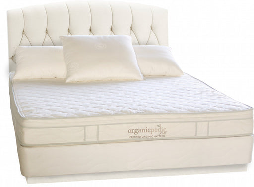 Organic Mattresses - OMI Bella Duo Organic Mattress