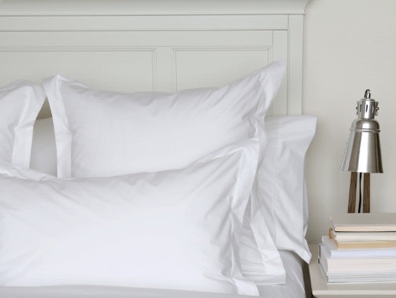 Cuddledown Percale Deluxe Cotton Sheet Sets - Luxurious Beds and Linens