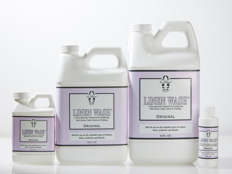 Le Blanc Linen Wash - Luxurious Beds and Linens