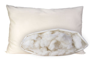 Wool Pillows - Organic Eco-Wool™ Pillows