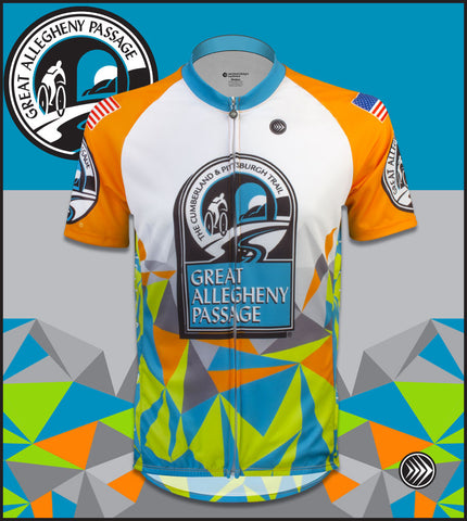GAP Cycling Jersey 2017