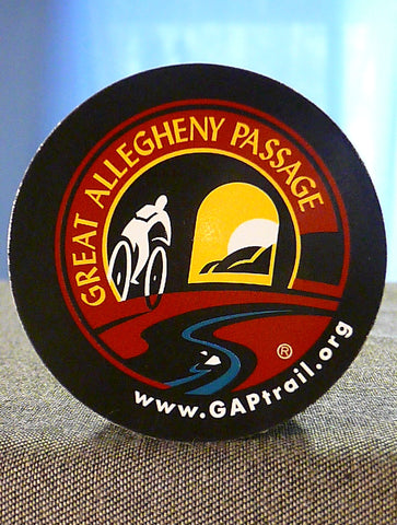 Great Allegheny Passage Full Color Magnet