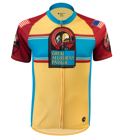 GAP Cycling Jersey NEW for 2019 - Limited Quantities Available for Holiday Purchase