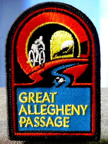 Great Allegheny Passage Patch