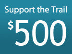 Support the GAP Trail $500 Donation