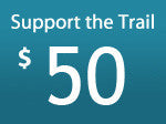 Support the GAP Trail $50 Donation