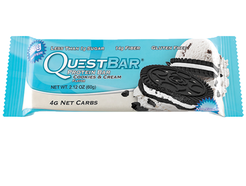 Carbessentials Quest Protein Bars