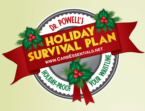 CarbEssentials Holiday Survival Plan