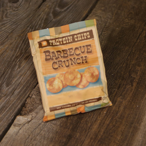 HealthyWeight Protein Crunch Chips BBQ  - 1