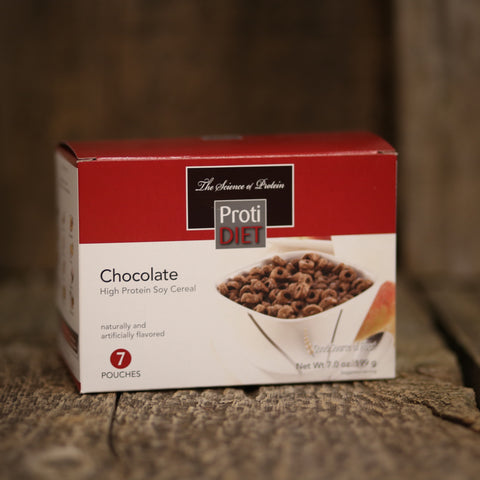 ProtiDiet High Protein Cereal Chocolate  - 2
