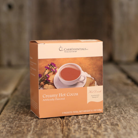 CarbEssentials Hot Drinks Creamy Cocoa  - 1