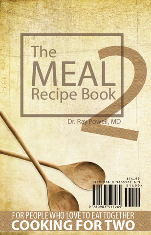 Meal Recipe Book   - 2