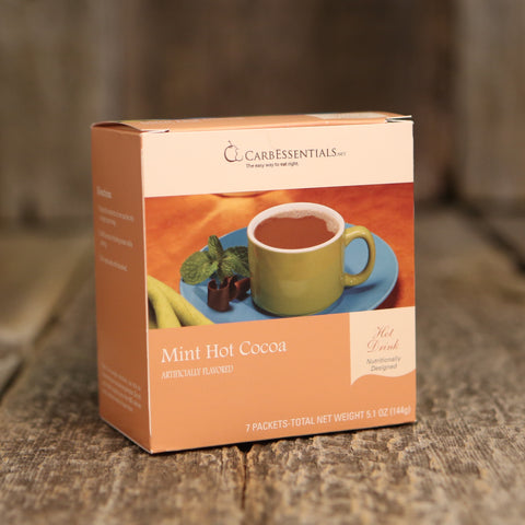 CarbEssentials Hot Drinks Mint Cocoa  - 2