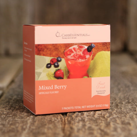 CarbEssentials Fruit Drink Mixed Berry  - 2