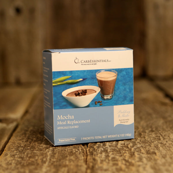 Carbessentials Pudding Shake Meal Replacements
