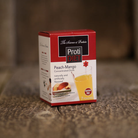 ProtiDiet Concentrated Drinks Peach Mango  - 4