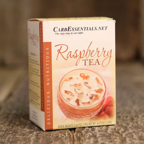 HealthyWeight Teas Raspberry Tea  - 1