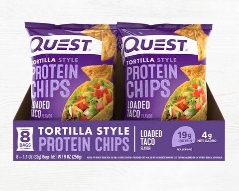 Quest Protein Chips