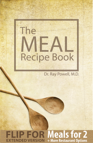 Meal Recipe Book   - 1