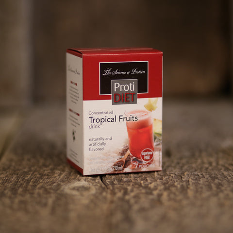 ProtiDiet Concentrated Drinks Tropical  - 1