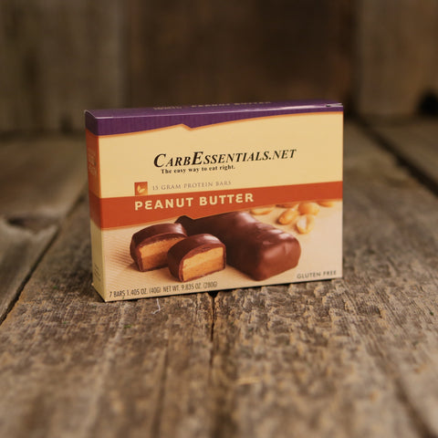 HealthyWeight Protein Bars Peanut Butter  - 6