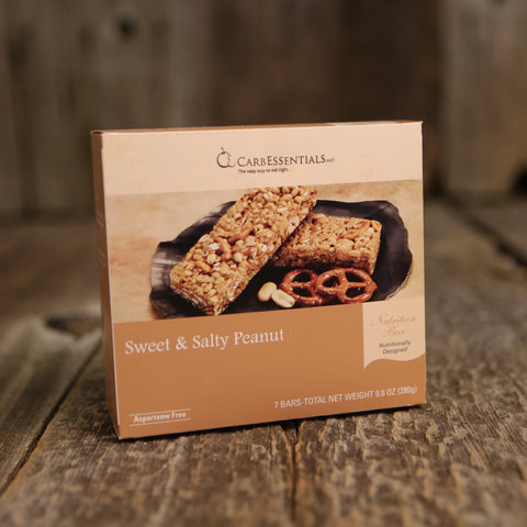 CarbEssentials Protein Bars Sweet & Salty  - 7