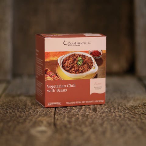 CarbEssentials Dinners Vegetarian Chili w/ Beans  - 5