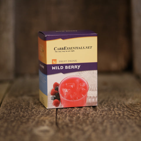 Healthyweight Fruit Drinks Wild Berry  - 6
