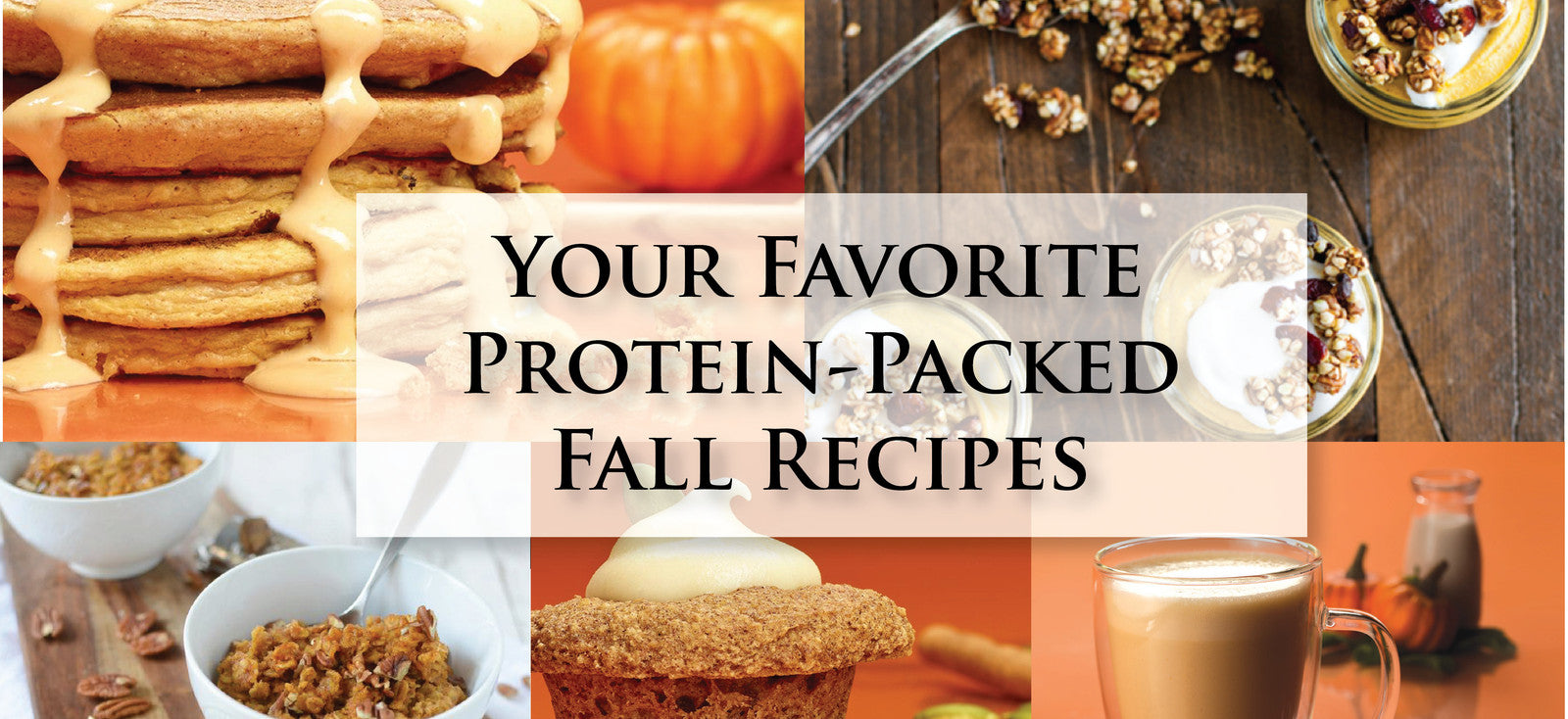 CarbEssentials Protein-Packed Fall Recipes