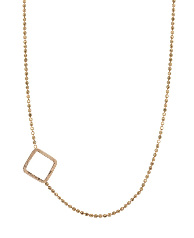 Julez Bryant Pesh 14k Necklace