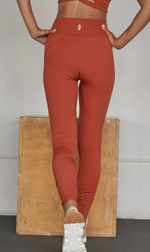 Free People Freeform Legging - Burnt Sienna