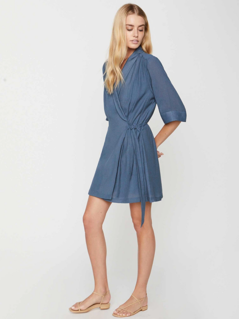 Brochu Walker Halsey Dress - Oceanic
