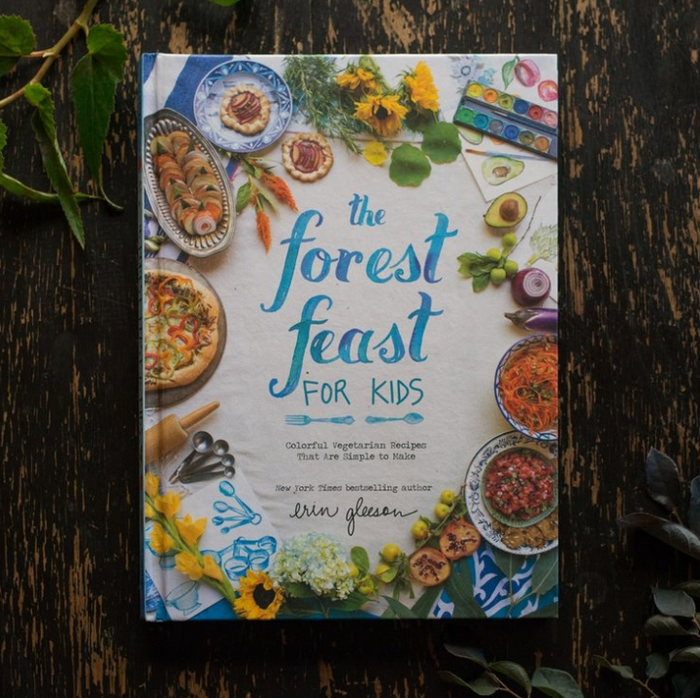 Forest Feast For Kids Cookbook