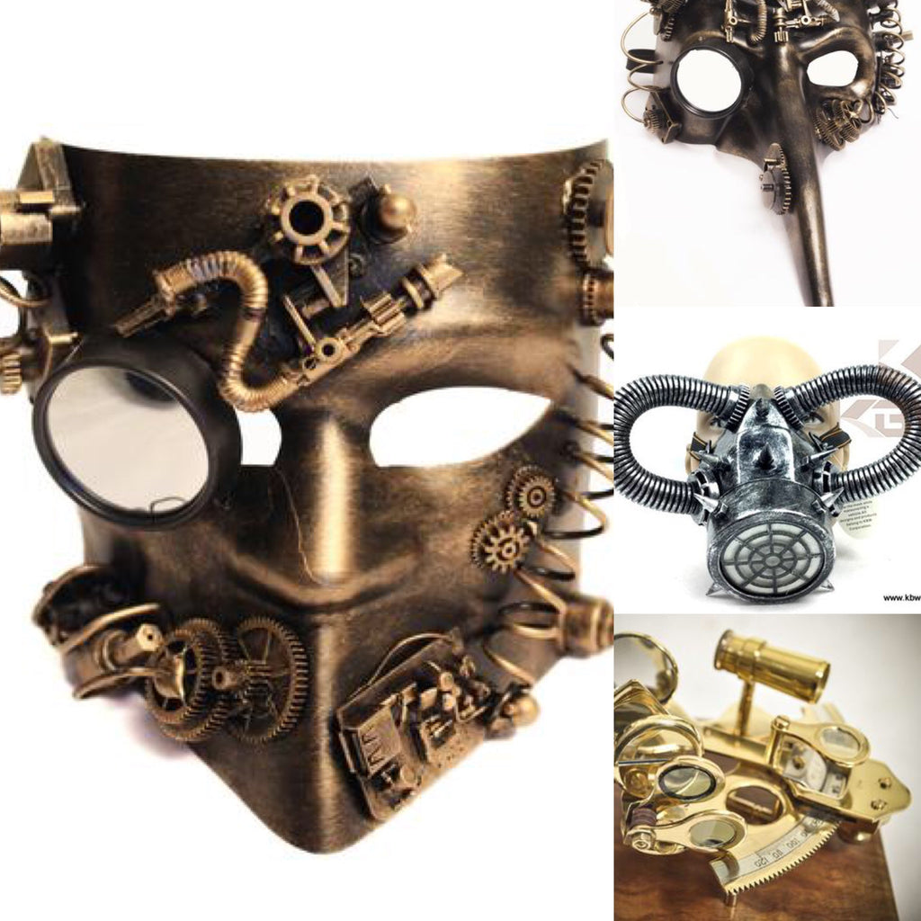 Steampunk - What is it??