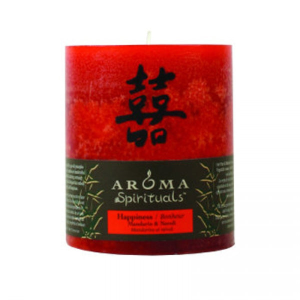 Aroma Spirituals Candles  (various scents) - Anonymous L.A. - 1