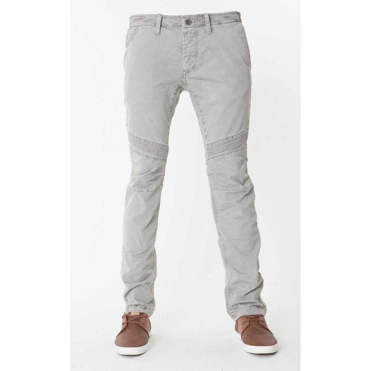 Knee Embellished Woven Chino