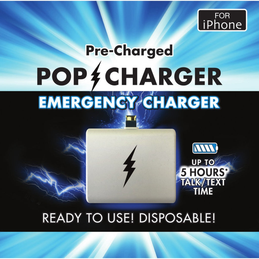 Pop Chargers for iPhone