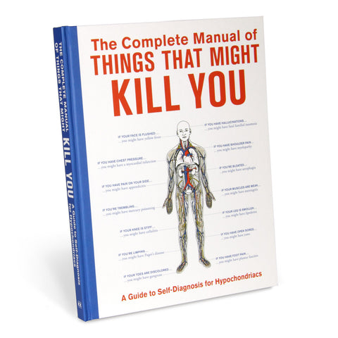 Things That Might Kill You Book - Anonymous L.A.