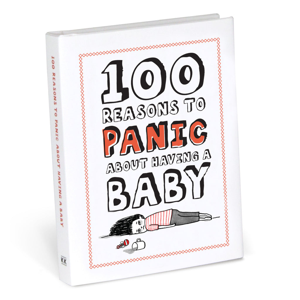 100 Reasons To Panic About Having A Baby - Anonymous L.A. - 1