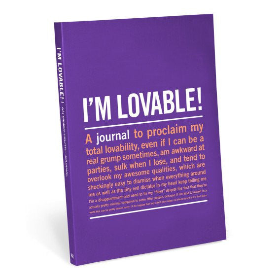I'm Lovable! Inner-Truth™ Journal - Anonymous L.A.