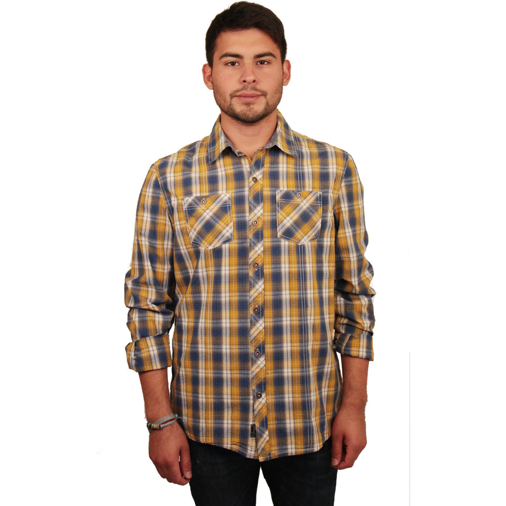 PX Clothing Novelty Woven Shirt - Anonymous L.A. - 1